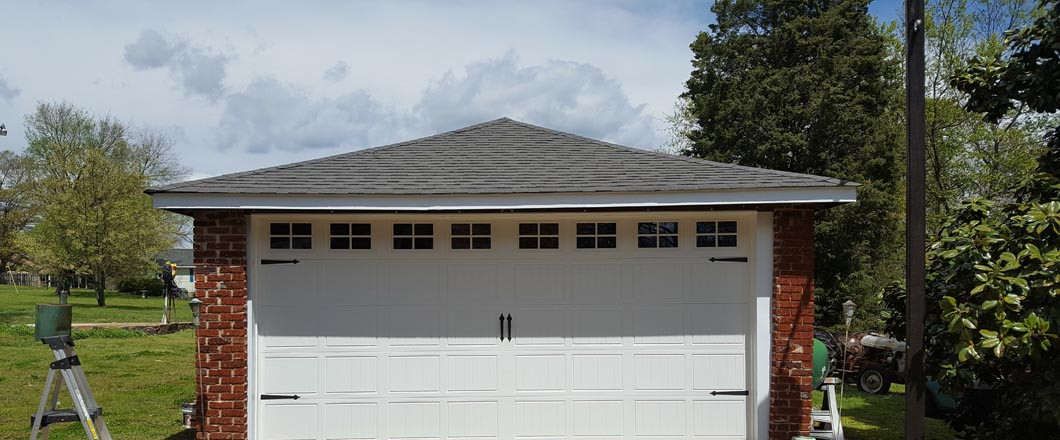 GARAGE DOOR SPECIALS IN CLEVELAND COUNTY
