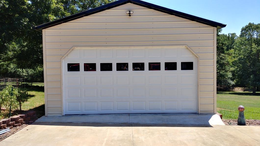 Garage Door Installation Or Replacement Casar Kings Mountain Nc