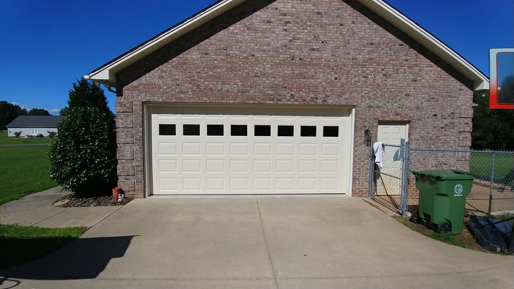 Learn More About Cleveland County Garage Doors